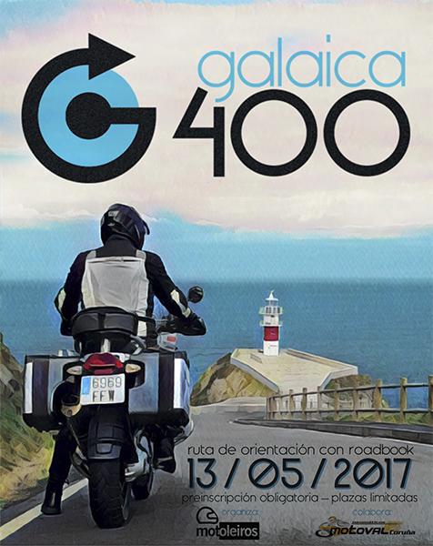 Galaica 400 - Motoleiros